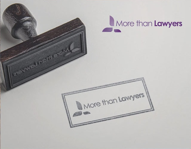 Logo design - More than Lawyers