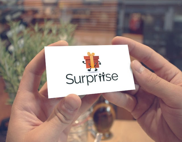 Logo design - Surpriise